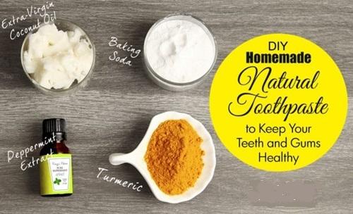 Cách tự làm kem đánh răng tại nhà không chứa độc  - Ảnh 2