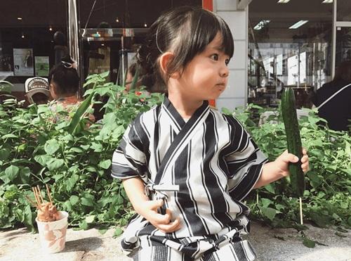 Tan chảy với những hình ảnh của nhóc tỳ cute nhất mạng Instagram - Ảnh 2