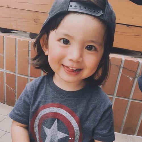 Tan chảy với những hình ảnh của nhóc tỳ cute nhất mạng Instagram - Ảnh 3