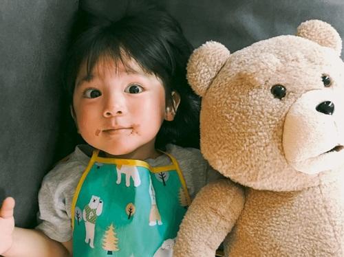 Tan chảy với những hình ảnh của nhóc tỳ cute nhất mạng Instagram - Ảnh 4