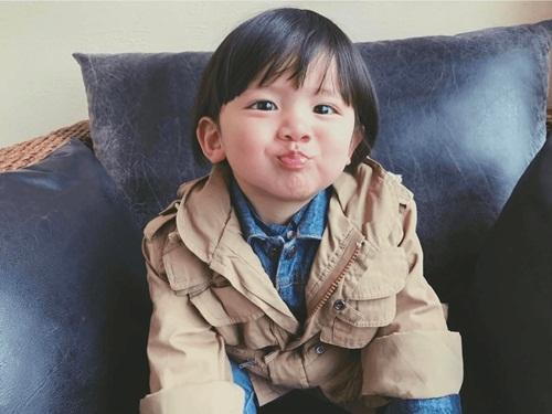 Tan chảy với những hình ảnh của nhóc tỳ cute nhất mạng Instagram - Ảnh 8