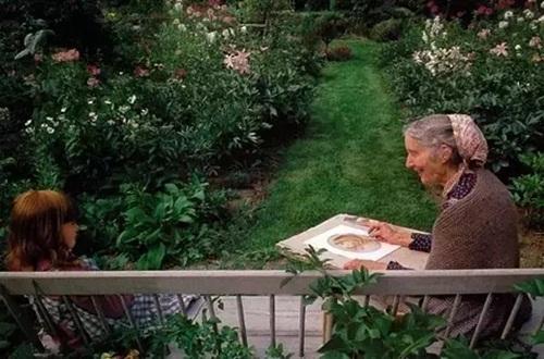 Cuộc sống thần tiên của nữ họa sĩ 92 tuổi  - Ảnh 20