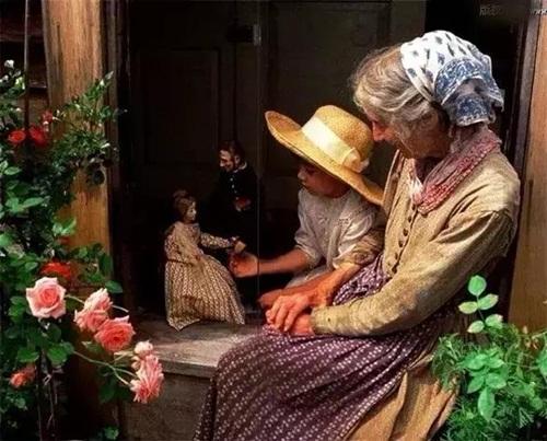 Cuộc sống thần tiên của nữ họa sĩ 92 tuổi  - Ảnh 3