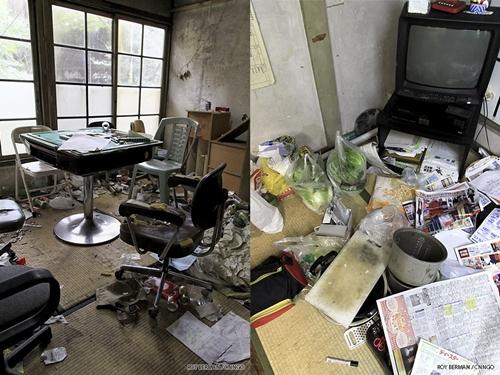 Cận cảnh khu nhà ký túc xá sinh viên hơn 100 tuổi tồi tàn nhất thế giới ở Nhật - Ảnh 5