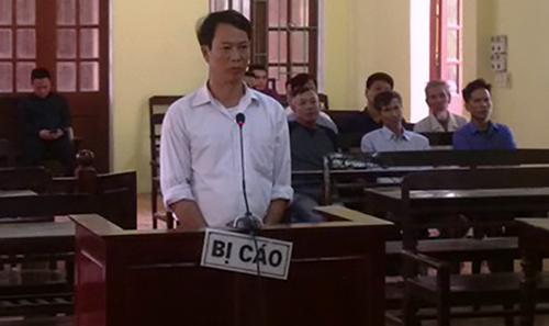 Thanh Hóa: Phạt tù treo 1 năm người đi bộ gây tai nạn chết người - Ảnh 1