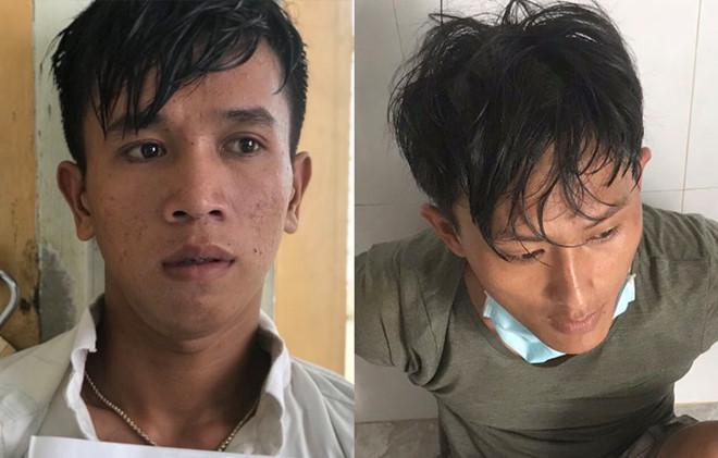 Vây bắt băng cướp đâm gục 2 vợ chồng giữa đường phố Sài Gòn - Ảnh 1