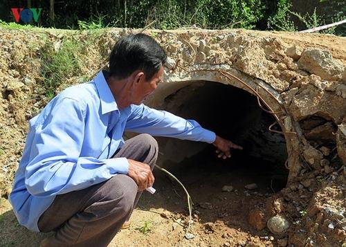 Cao tốc Đà Nẵng - Quảng Ngãi: Người dân tiếp tục chỉ ra nhiều bất cập trong thi công - Ảnh 6