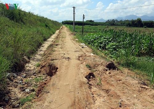 Cao tốc Đà Nẵng - Quảng Ngãi: Người dân tiếp tục chỉ ra nhiều bất cập trong thi công - Ảnh 7
