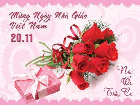 Những lời chúc hay và ý nghĩa tặng thầy cô nhân ngày nhà giáo Việt Nam 20/11 - Ảnh 1