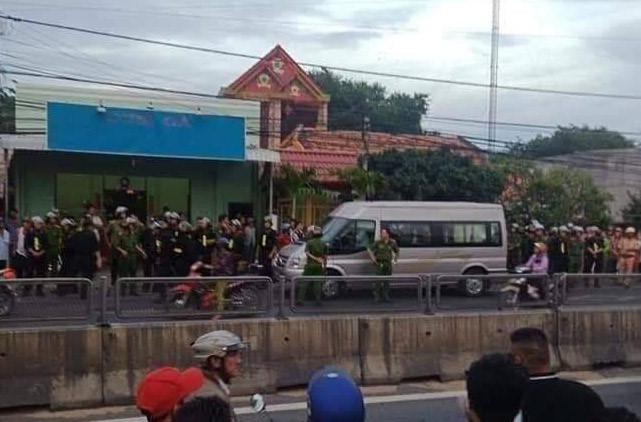 Bình Thuận: Điều tra nhóm giang hồ bắt cóc, tống tiền đại gia bất động sản 40 tỷ - Ảnh 1