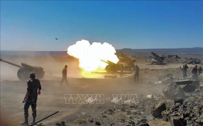 Tình hình Syria: IS đụng độ SDF tại Raqqa, gần 100 người thương vong - Ảnh 1