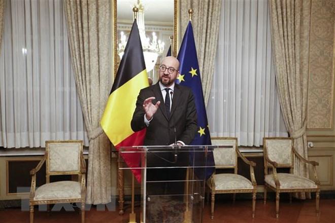 Bỉ: Phản đối hiệp ước di cư toàn cầu, một loạt các bộ trưởng từ chức - Ảnh 1