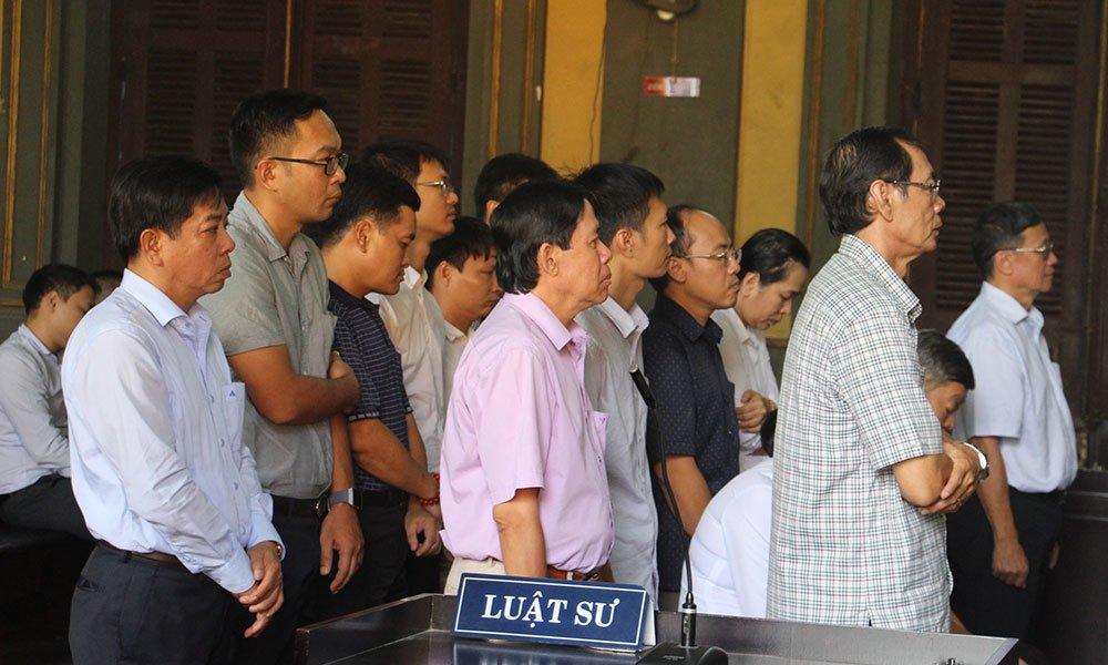 Bị tuyên phạt 13 năm tù, cựu Chủ tịch Ngân hàng MHB Huỳnh Nam Dũng kháng cáo - Ảnh 2