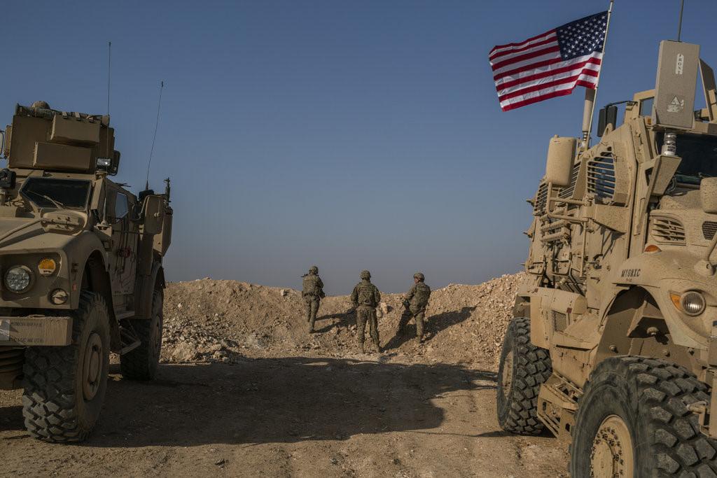 Bộ trưởng Quốc phòng Mỹ từ chức vì bất đồng với Tổng thống Trump rút quân khỏi Syria - Ảnh 2