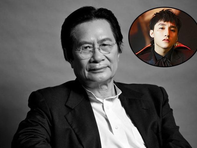 """Nhạc sĩ Dương Thụ lên tiếng vụ phát ngôn """"gây bão"""" về Sơn Tùng M-TP - Ảnh 1"""
