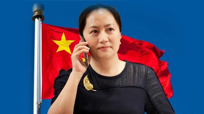 """Hé lộ thân thế """"con ông cháu cha"""" của Giám đốc Tài chính Huawei - Ảnh 1"""