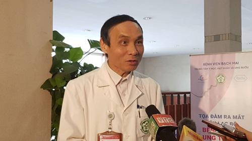 Tỉ lệ chữa khỏi ung thư vú tại Việt Nam tương đương Singapore - Ảnh 3