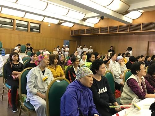 Tỉ lệ chữa khỏi ung thư vú tại Việt Nam tương đương Singapore - Ảnh 1
