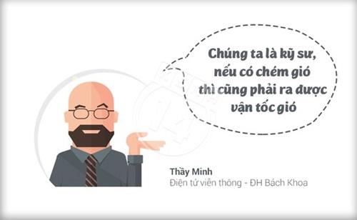 Những phát ngôn hài hước của các giảng viên đại học khiến học trò tròn mắt - Ảnh 12