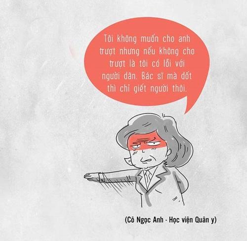 Những phát ngôn hài hước của các giảng viên đại học khiến học trò tròn mắt - Ảnh 8