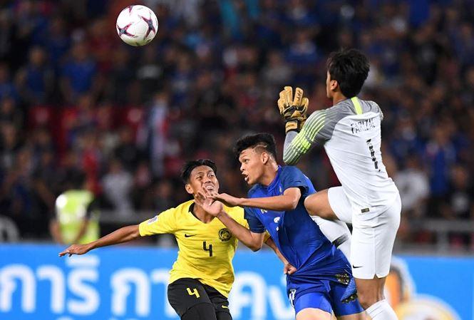 """Malaysia quyết tâm đánh bại Việt Nam, đòi lại """"món nợ"""" thua trận ở vòng bảng  - Ảnh 1"""