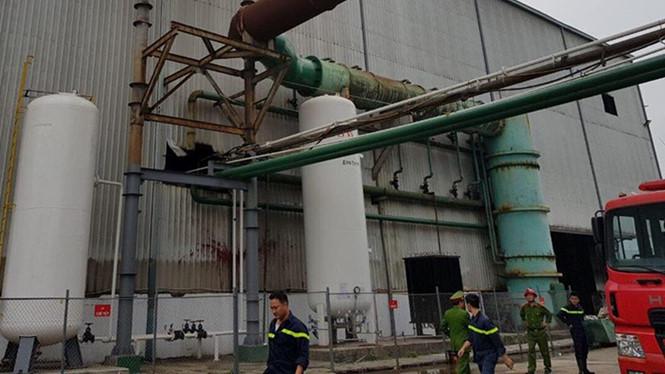 Nổ nhà máy thép tại Hải Phòng: Con số thương vong mới nhất - Ảnh 2