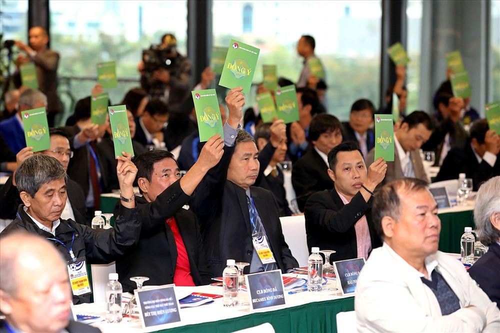 Thứ trưởng Lê Khánh Hải trở thành tân chủ tịch VFF - Ảnh 2