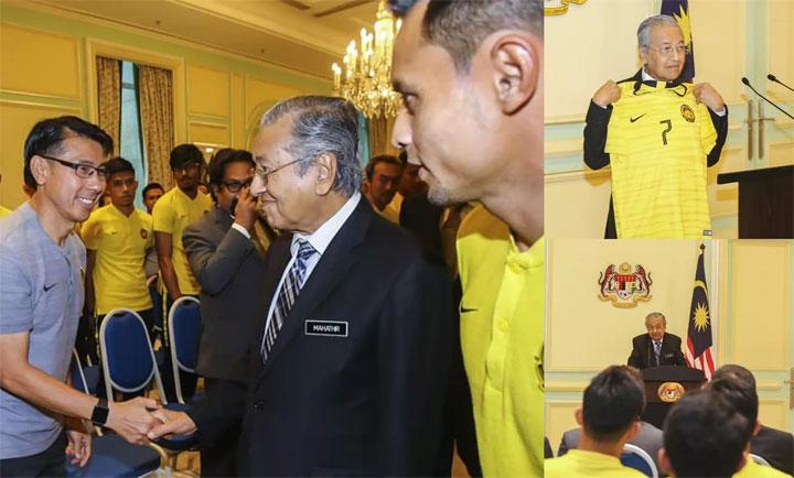 Thủ tướng Malaysia hy vọng đội tuyển quốc gia sẽ đủ điều kiện tham dự World Cup - Ảnh 1