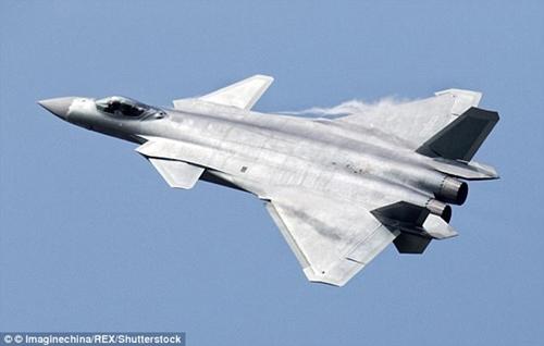 """Trung Quốc tuyên bố sản xuất được """"siêu vật liệu vô hình"""" dùng để chế tạo chiến đấu cơ - Ảnh 3"""