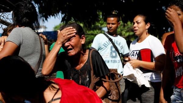 Venezuela: 68 người thiệt mạng trong vụ bạo loạn ở đồn cảnh sát - Ảnh 1