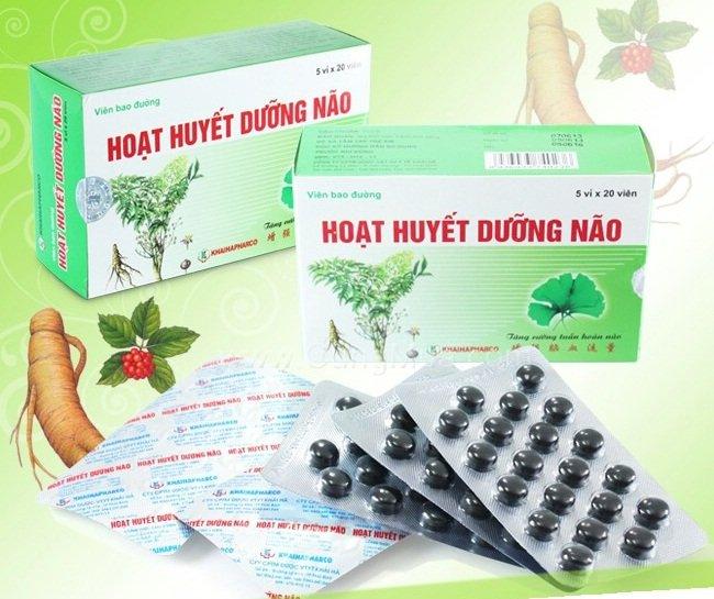 Dược phẩm Khải Hà từng bị đình chỉ lưu hành và thu hồi sản phẩm hoạt huyết dưỡng não - Ảnh 1