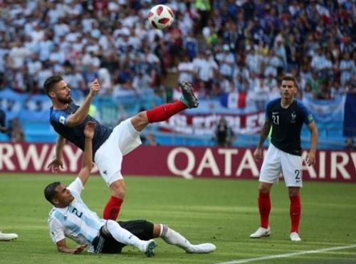 Đâu là nguyên nhân khiến Pháp đẩy Argentina ra khỏi World Cup 2018? - Ảnh 4