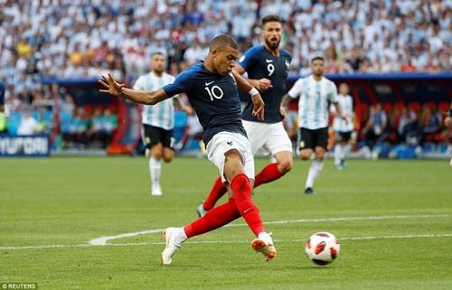 Đâu là nguyên nhân khiến Pháp đẩy Argentina ra khỏi World Cup 2018? - Ảnh 3