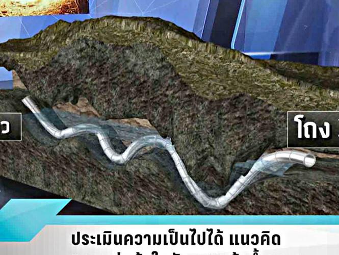 Thái Lan cân nhắc phương án dùng hầm nhân tạo giải cứu đội bóng mắc kẹt - Ảnh 1