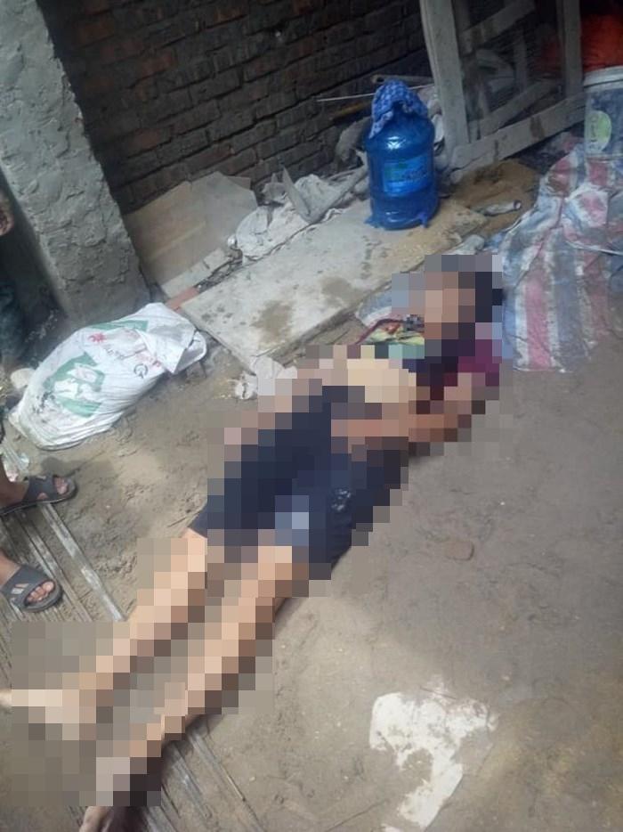 Hà Nội: Thợ xây bị điện giật tử vong ở ngôi nhà trong ngõ - Ảnh 1