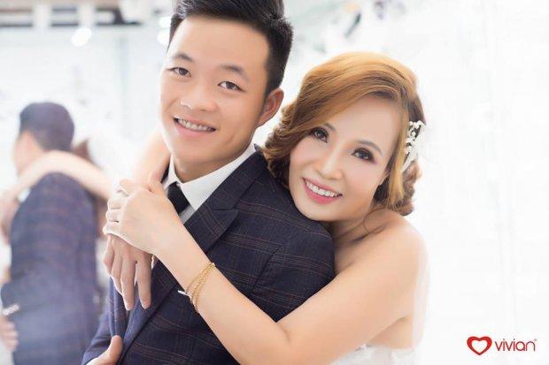 Cô dâu 61 tuổi cưới chú rể 26 tuổi: Vượt qua điều tiếng để sống hạnh phúc - Ảnh 1