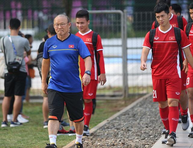 Vai trò của Đình Trọng đối với Olympic Việt Nam sau chấn thương - Ảnh 1