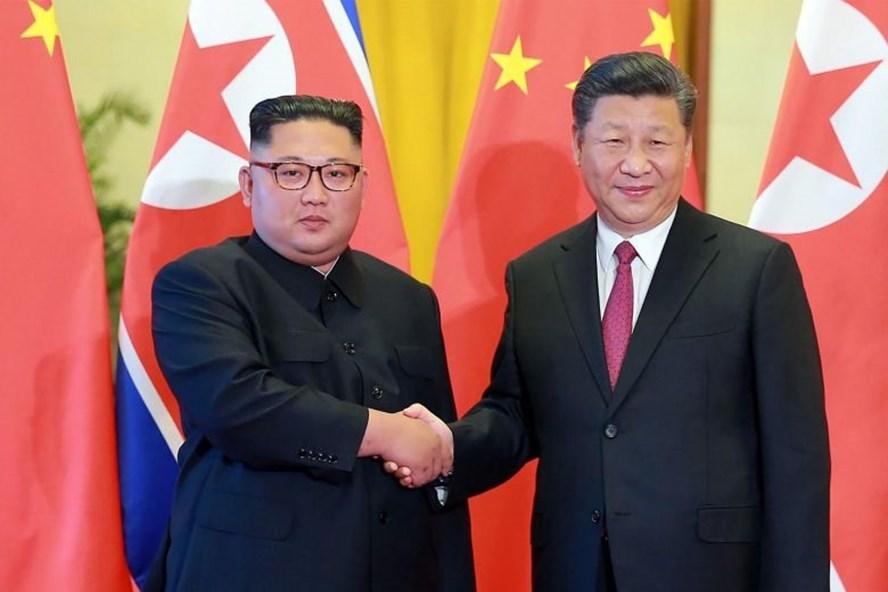 Chủ tịch Trung Quốc Tập Cận Bình gửi thư riêng cho lãnh đạo Kim Jong-un - Ảnh 1