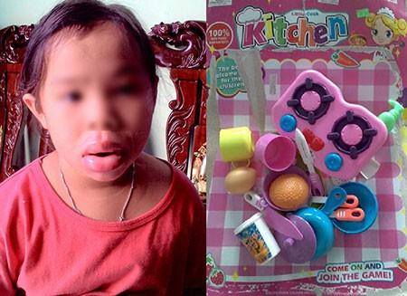 Cảnh giác trước nguy cơ ngộ độc đồ chơi làm từ nhựa dịp trung thu - Ảnh 3