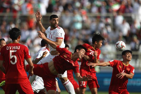 Asian Cup 2019: Sau 2 trận thua, tuyển Việt Nam đã nhận bao nhiêu tiền thường? - Ảnh 1