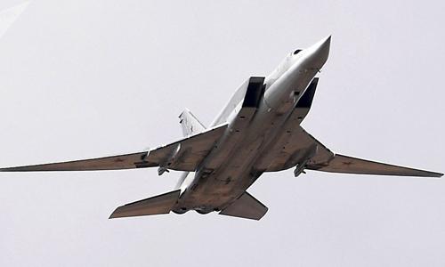 Máy bay ném bom chiến lược Nga gặp nạn, 3 phi công thiệt mạng - Ảnh 1