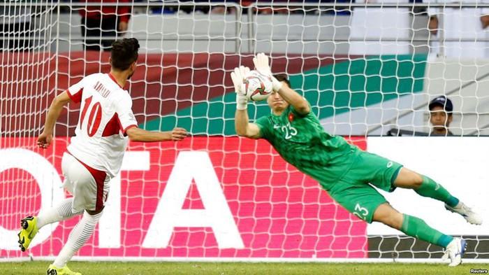 Danh sách 8 đội bóng lọt vào tứ kết Asian Cup 2019 - Ảnh 1