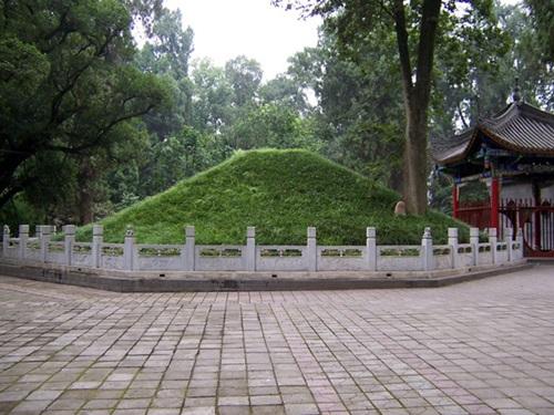 Tam quốc diễn nghĩa: Huyền thoại về ngôi mộ Khổng Minh - Ảnh 3