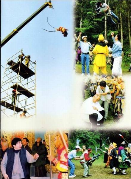 Lục Tiểu Linh Đồng nhiều lần thoát chết khi đóng Tây Du Ký - Ảnh 2