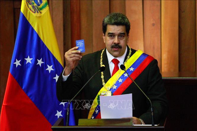 Tổng thống Venezuela sẵn sàng đàm phán với phe đối lập để giải quyết khủng hoảng chính trị - Ảnh 1