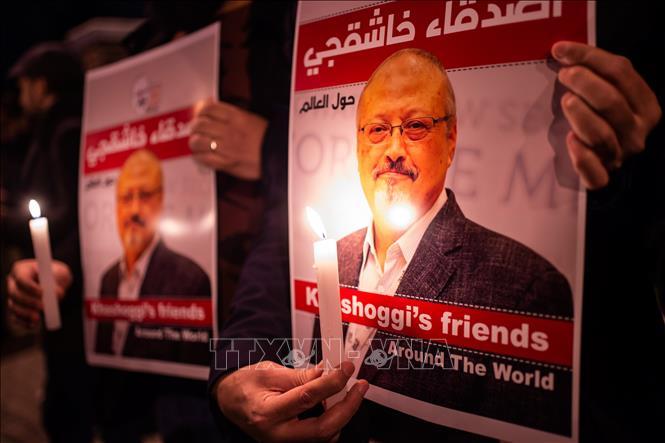 Vụ án sát hại nhà báo Khashoggi: Xét xử 11 nghi can, đề nghị 5 án tử hình - Ảnh 1
