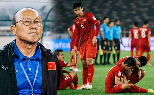 Báo Hàn Quốc ngỡ ngàng vì HLV Park Hang-seo bị chỉ trích - Ảnh 2
