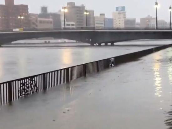 Siêu bão Hagibis tàn phá Nhật Bản khiến ít nhất 11 người chết - Ảnh 4