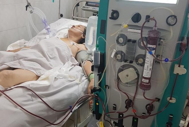Uống thuốc tiểu đường chứa chất cấm, một phụ nữ Sài Gòn tử vong - Ảnh 1
