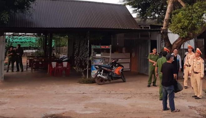 Đắk Lắk: Truy bắt nghi phạm dùng súng bắn trọng thương người - Ảnh 1